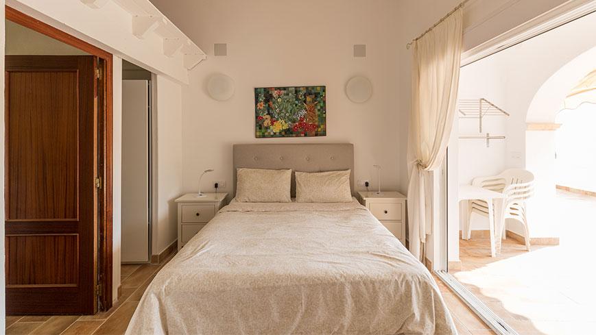 apartamento - dormitorio