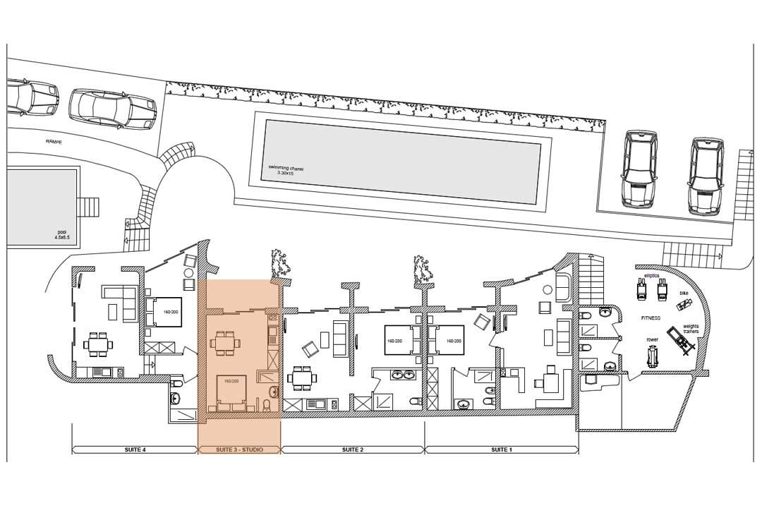 Wohnung 3 (20m2)