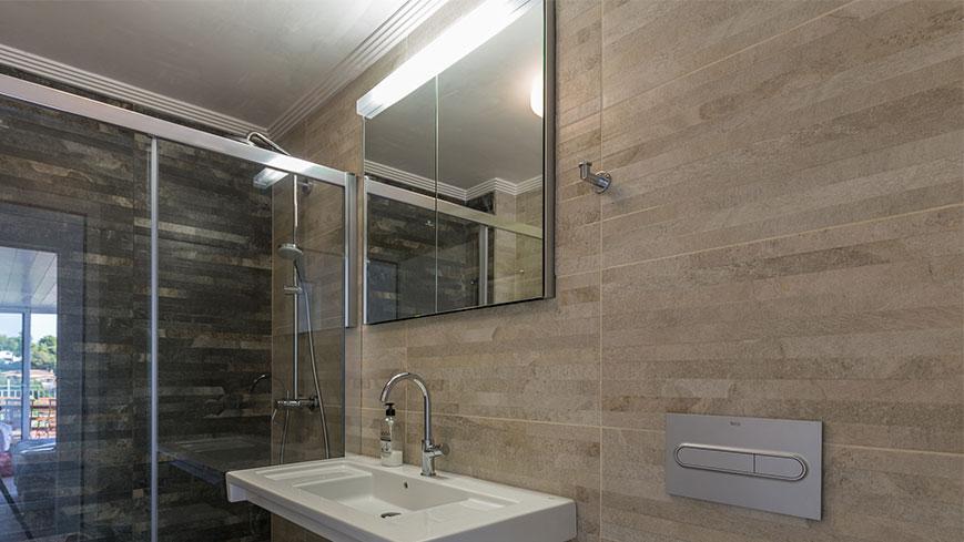 Apartamento 4 - El cuarto de baño